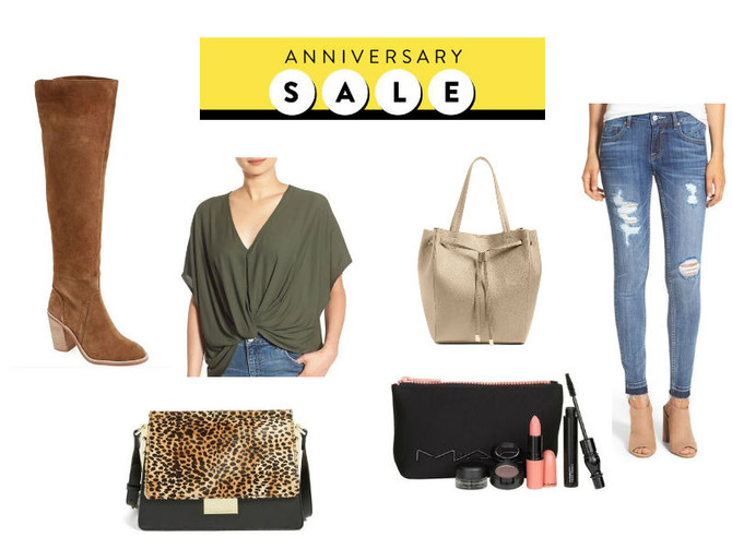 All of my top picks from the Nordstrom Anniversary Sale! #NSale
