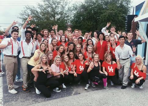 Frontier Fiesta 2018 with Pi Kappa Phi