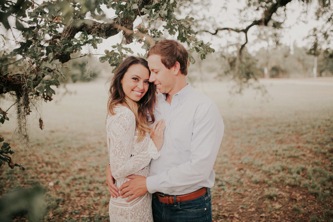 Engagement Photos by Madeleine Frost