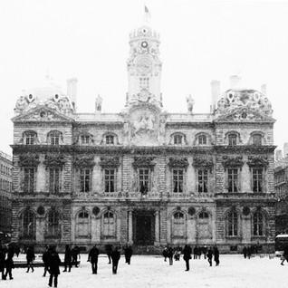 Hotel de Ville Lyon Édition Limitée