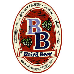 Baird Beer Logo square