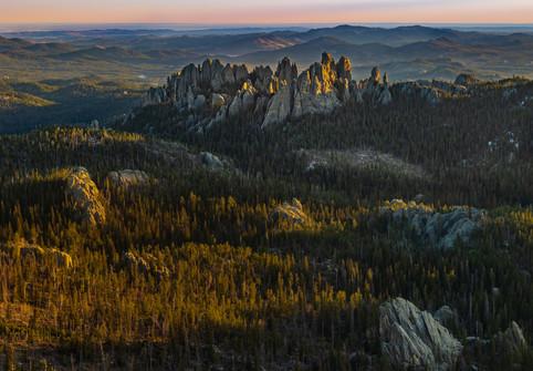Black Hills in Custer