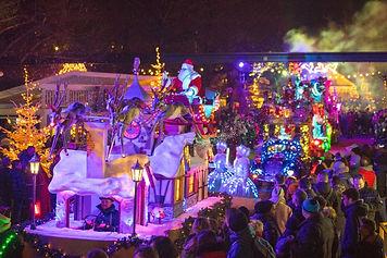Winter Starlight Parade Europa Park Creative Producer