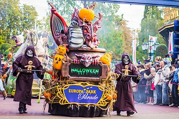 Europa Park Halloween Parade Creative Producer, Storytelling, Show Director, Projektleiter