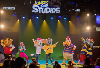 Junior Club Studios Europa Park Dialogregie