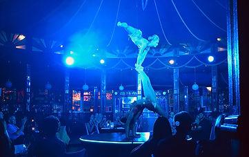 Le Grand Chapiteau Dinnershow Europa Park Storytelling Konzept Regie