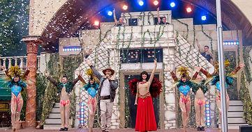 Breakout Europa Park Show Storytelling Regie Skript