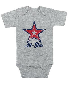 All-Star - Onesie/Bodysuit