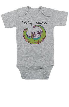 Baby-saurus - Customizable Onesie/Bodysuit