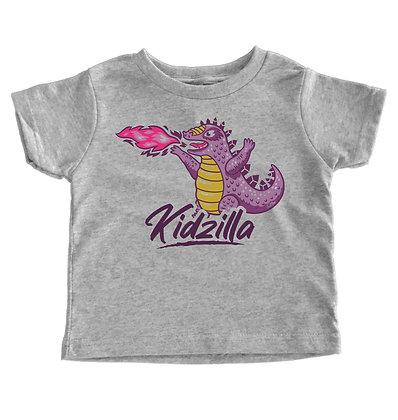 Kidzilla - Customizable Toddler T-Shirt