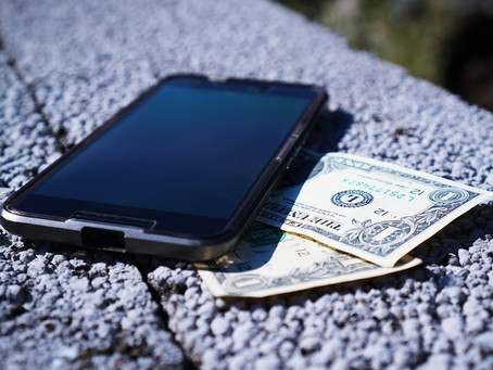 How Much Is Tech Actually Costing Us? by Molly Rumbelow