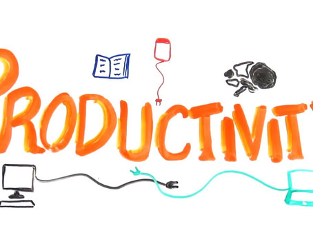 Productivity Hacks: The Unicorn with the Timeturner