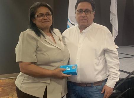 Evento II Congreso Nacional Cooperativo de Prevención de Lavado de Activos en Panamá.