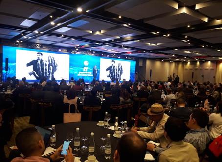 EventoCCC-CA II Convención internacional. Mega tendencias tecnológicas 16-17 mayo 2018