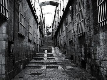 Via Delorosa, Jerusalem, Israel