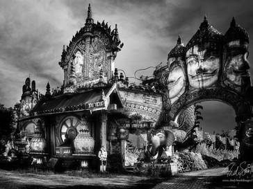 Wat Pa Non Sawan, Roi Et City, North Eastern Thailand