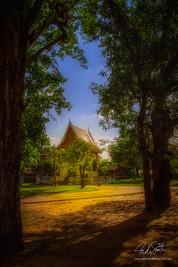 Roi Et City, North Eastern Thailand