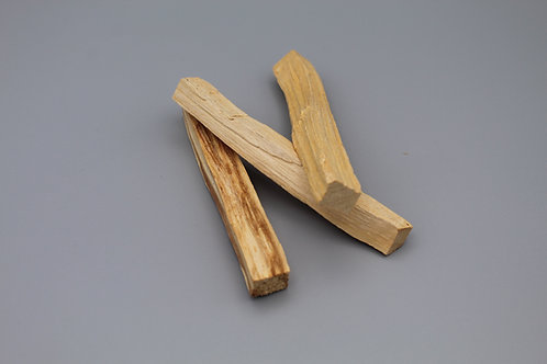 3 Palo Santo Sticks