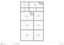 611 Elson Floor Plan