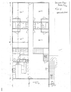 810 W. Normal Floor Plan