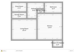 601 Ost-4 Floor Plan
