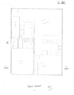 520 S. First St. Floor Plan