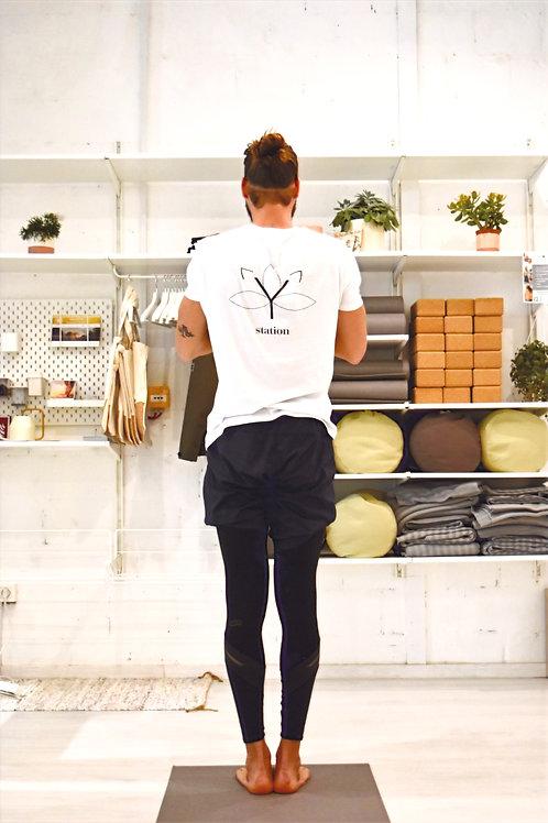 T-shirt Yoga Station