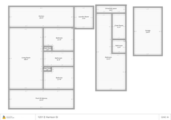 1201 Harrison Floor Plan