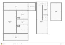 1201 Harrison Floor Plan