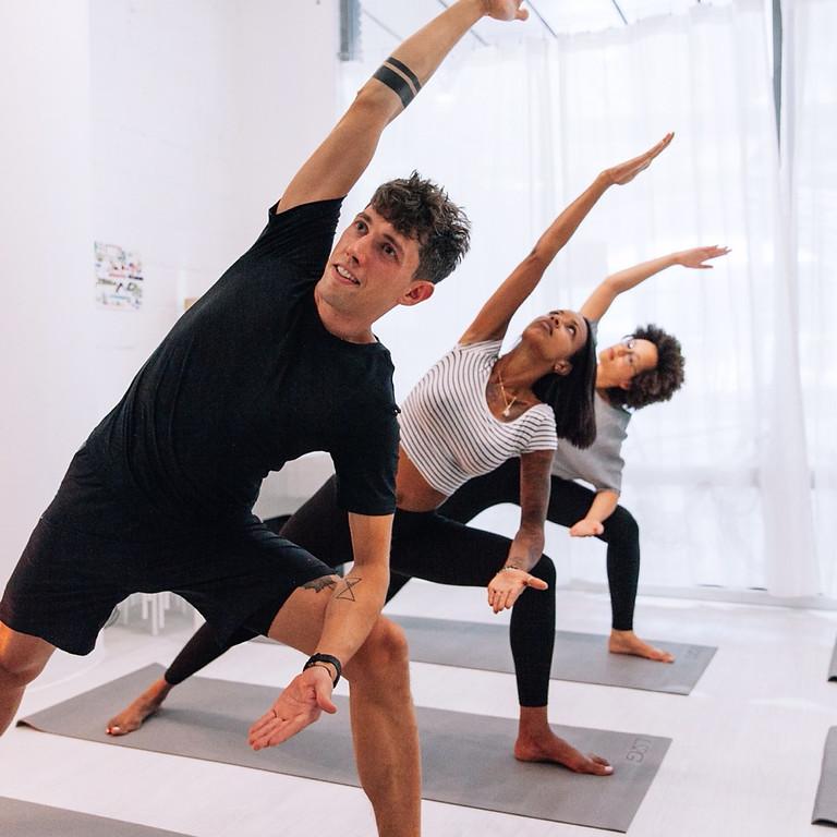 Start to Yoga Workshop - Antwerpen