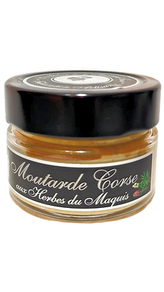 Moutarde Herbes du Maquis