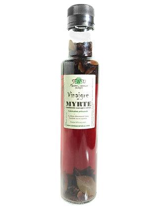 Vinaigre au Myrte