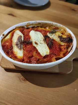 Lasagne de veau Corse Bio