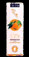 Meringue Clémentine