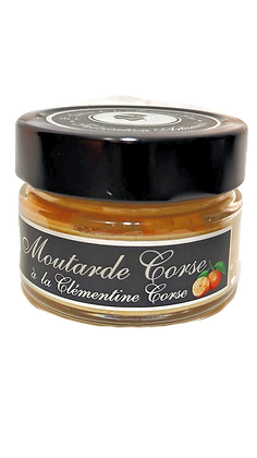 Moutarde Clémentine Corse