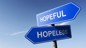 Dementia - Hopeless or Hopeful?