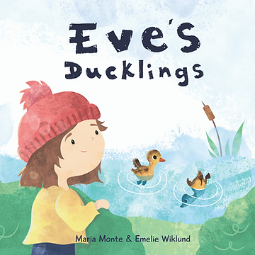 Eve's Ducklings - Front Cover.png