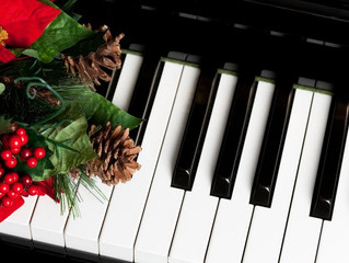 Piano Lessons -The Gift That Lasts a Lifetime