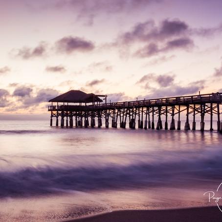 Cocoa Beach Pier | Cocoa Beach Photographer