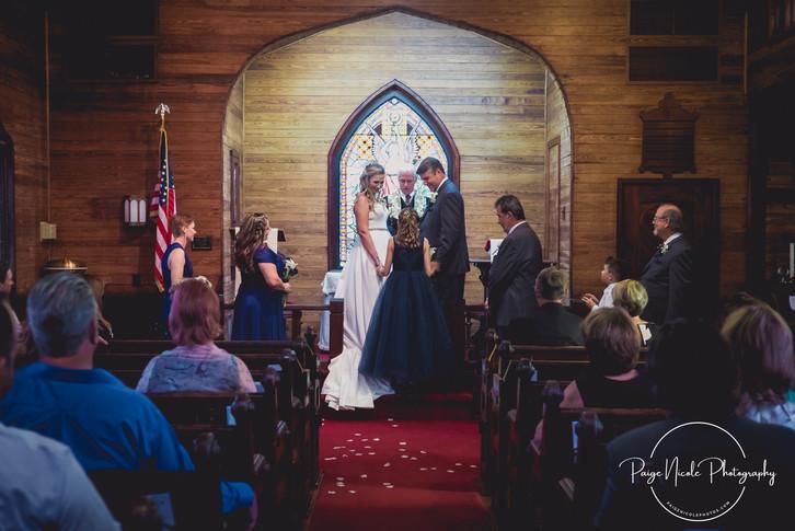 Altamonte Chapel Wedding | Stephanie & Bob