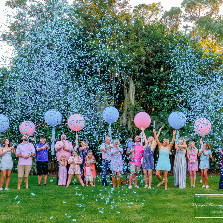 Mount Dora Gender Reveal