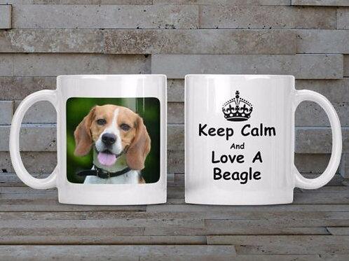 Mug - Beagle
