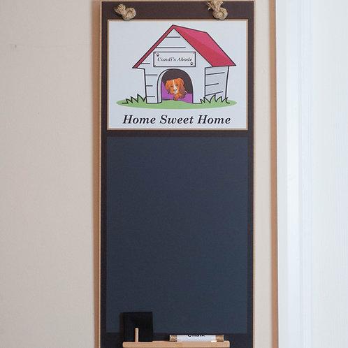 Chalkboard, Candi Home Sweet