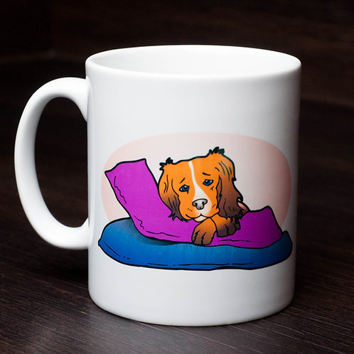 Mug - Candi Snoozing