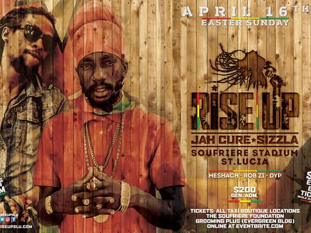 GUINNESS® : Major Sponsor of Rise Up Reggae Festival