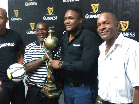 GUINNESS® GOING ALL OUT WITH STREET FOOTBALL CHALLENGE