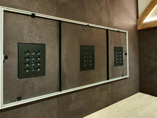 Acoustic Fabric Walls, a great compliment to any Home Cinema