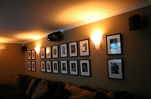 Basement Cinema as seen on MTV Cribs