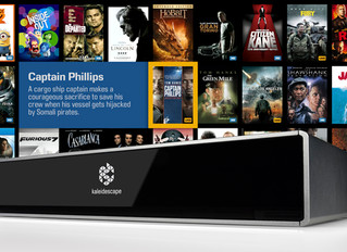 Kaleidescape, one of the most innovative home cinema products on the market