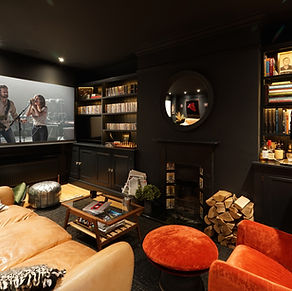 Eclectic Home Cinema